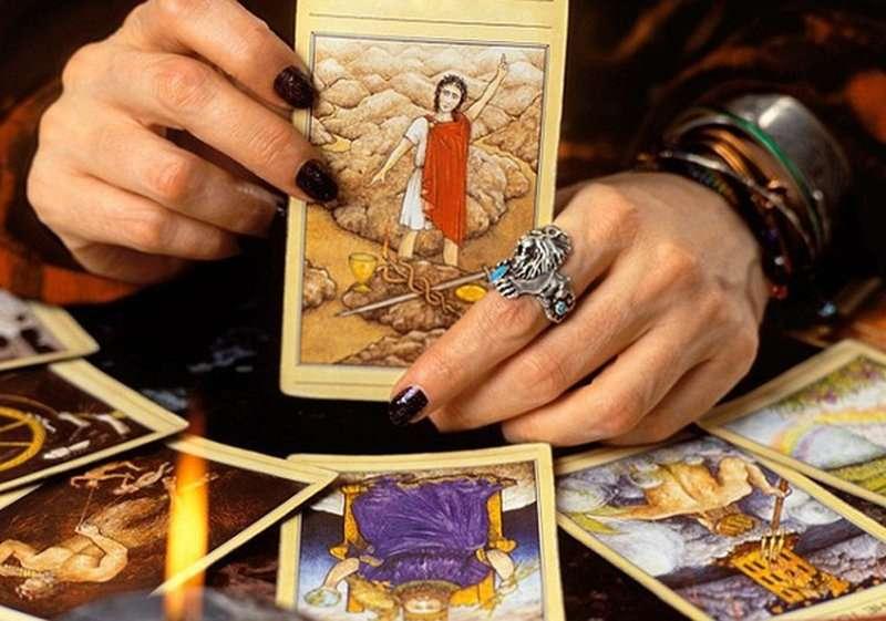 Таро на будущее — на неделю с 1 картой