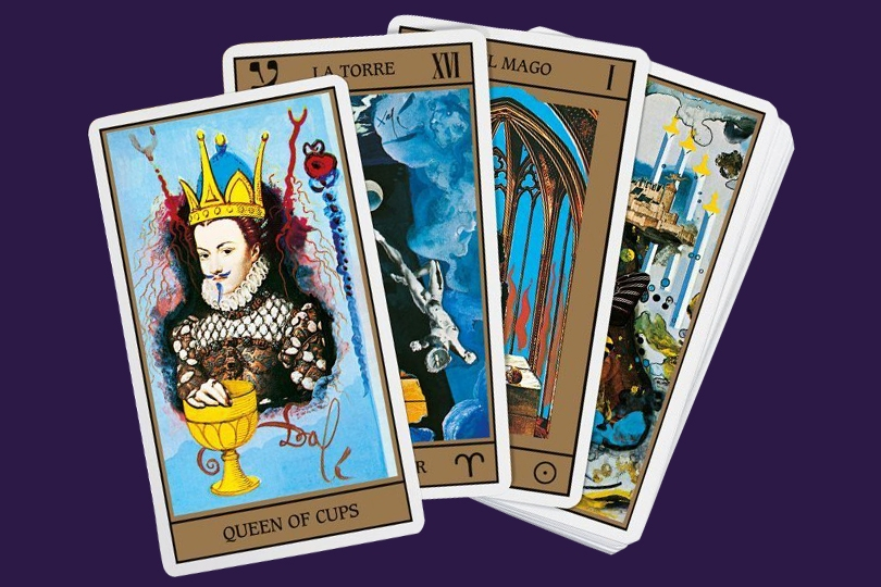 Таро 4 карты - Что думает, чувствует, цели, итог