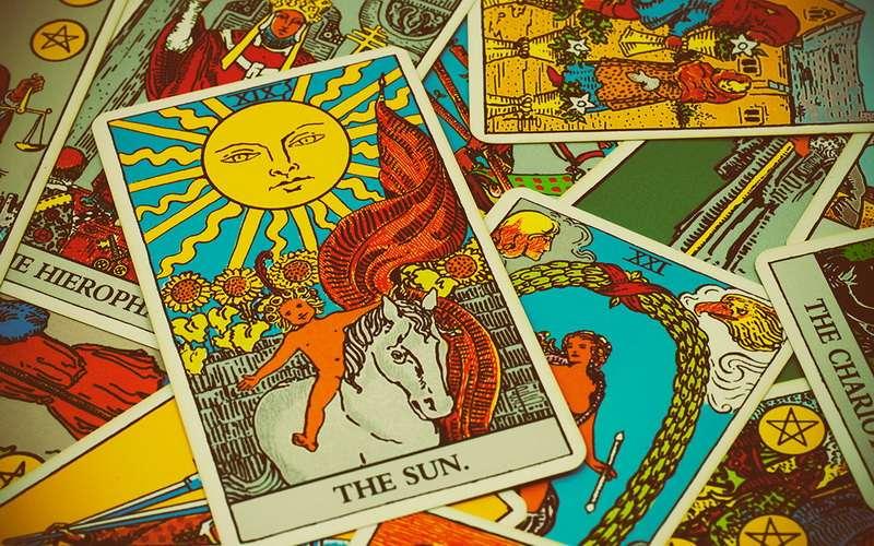 Таро на будущее - на год с 1 картой