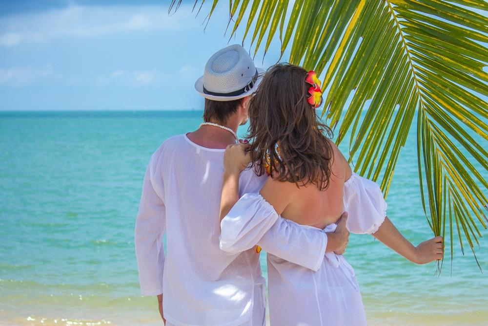 Медовый месяц на всю семейную жизнь!